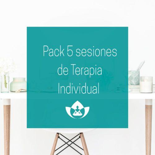 Pack terapia individual